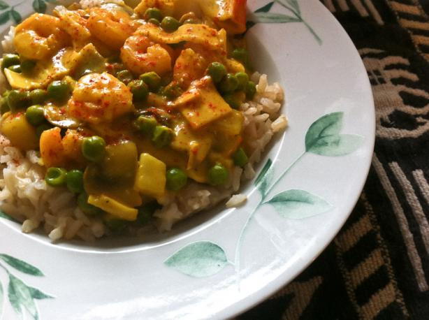 Little Grandma's Easy Curry. Photo by Just_Ducky!!