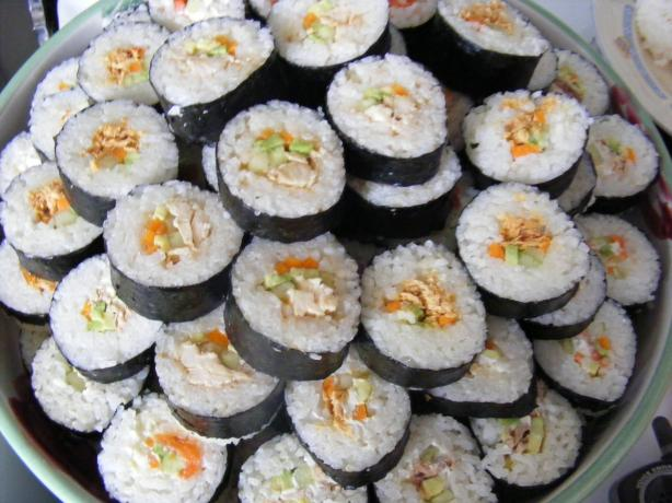 Sushi Rice. Photo by Sara 76