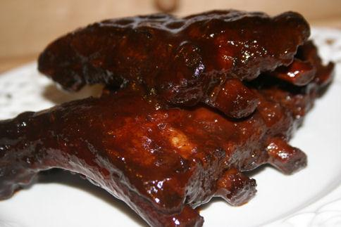Sweet N Spicy Ribs. Photo by ~Nimz~