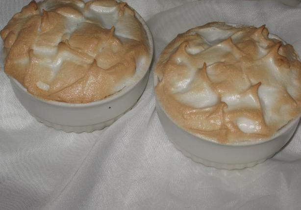 Butterscotch Meringue Pie. Photo by PianoCook