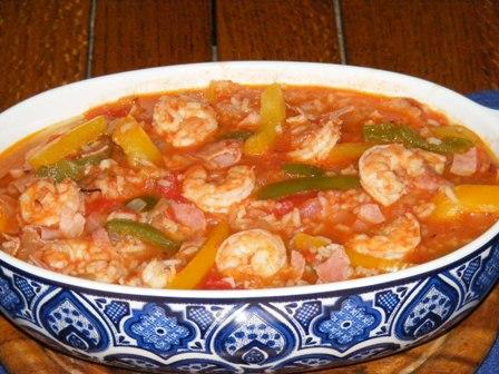 Jambalaya, With Thanks to Pol Martin. Photo by Nancy's Pantry