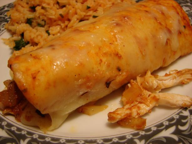 Chicken Enchiladas. Photo by Scarlett516