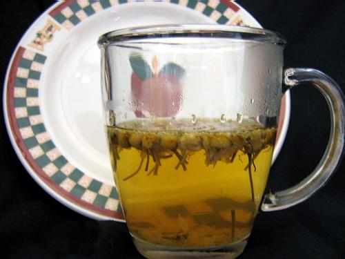 Chamomile Apple Tea. Photo by Annacia