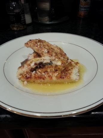 Bonefish Grill Lemon Butter Sauce. Photo by Chef-Hardee