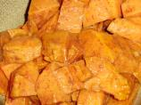 Healthy Fat-Free Glazed Baked Sweet Potatoes (Or Yams)