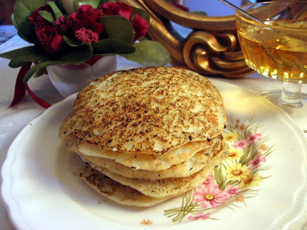George Washington's Morning Corn Cakes. Photo by Dreamer in Ontario