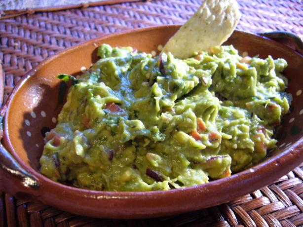 The Best Guacamole. Photo by cookiedog