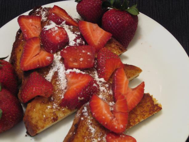 French Toast from Alton Brown. Photo by BarbryT
