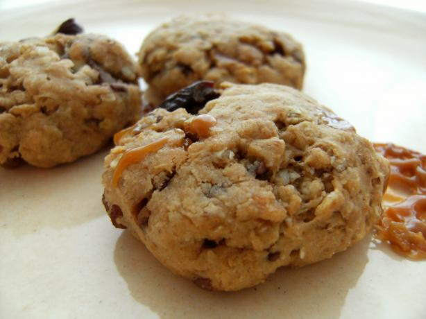 Martha Stewart's Oatmeal Cookies of the Year. Photo by Lalaloula