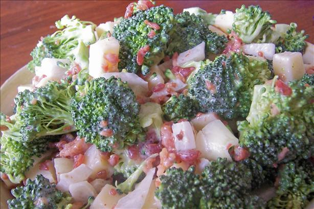 Broccoli Salad Supreme. Photo by *Parsley*