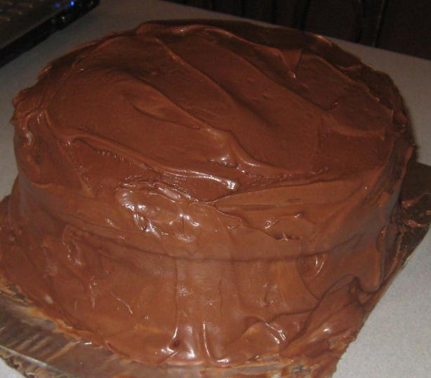 Mocha Fudge Layer Cake. Photo by Beth #8