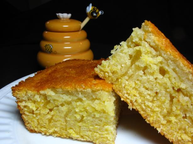 Honey Sweet Cornbread. Photo by Breezytoo