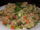Brown Fried Rice - Five Treasure