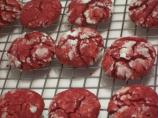 Sinful Red Velvet Cookies