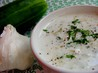 Creamy Cucumber Dressing. Recipe by Dancer^
