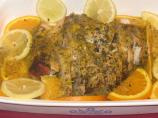 Citrus Grilled Turkey Breast (Light)