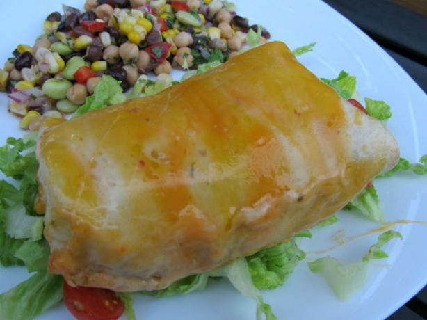 Nif&#39;s Healthy Baked Beef Burritos. Photo by K9 Owned