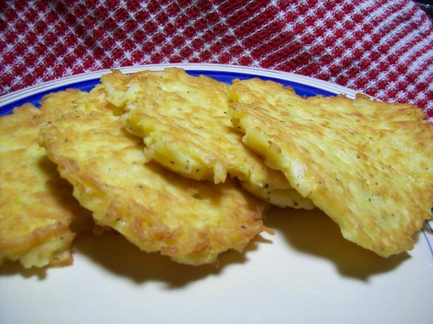Easy Potato Pancakes. Photo by Chef shapeweaver ©
