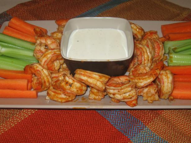 Buffalo Shrimp (Oamc). Photo by CraftScout