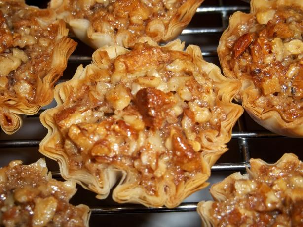 Crunchy Pecan Pie Bites. Photo by A Pinch of This ...