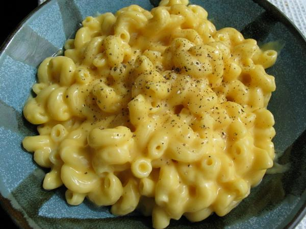 Three Cheese Macaroni. Photo by flower7