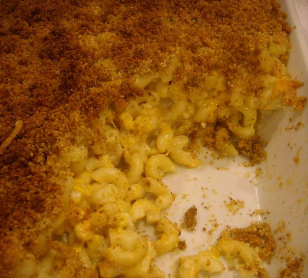 Baked Macaroni and Cheese. Photo by NorthwestGal