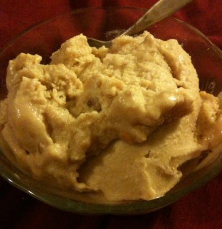 Salted Caramel Peanut-Butter Ice Cream. Photo by Greeny4444