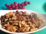 Sugared Cranberry Gorp