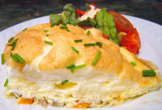 Whittle Your Waist-Line With a Fluffy Omelet. Photo by Derf