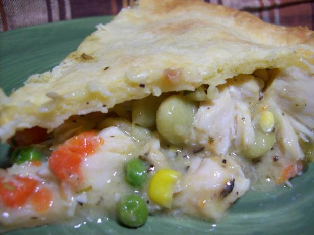 Valerie's Chicken Pot Pie,   from Woman's Day Mag.. Photo by Chef shapeweaver ©