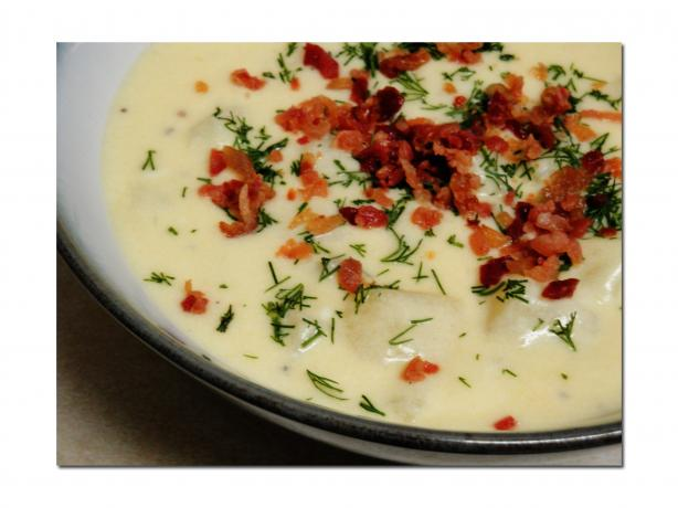 Potato Soup. Photo by Pismo