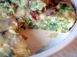 Broccoli Bacon Quiches