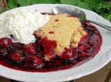 Summer Memories: Jumbleberry Crumble With Shortbread Topping