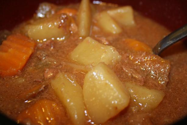 Margaret's Beef Stew. Photo by Mommy2two