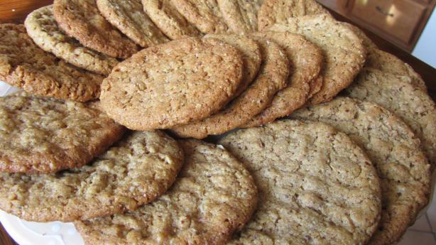 Old Fashioned Peanut Butter Cookies. Photo by Rita~