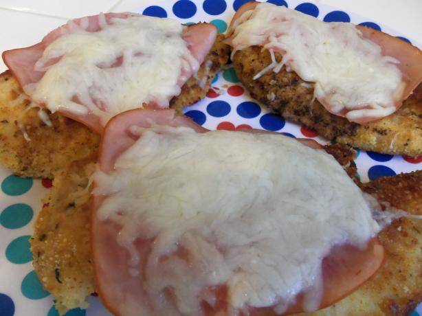 De-Constructed Chicken Cordon Bleu. Photo by AZPARZYCH