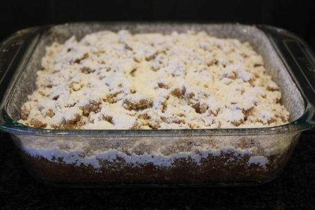 New York-Style Crumb Cake (America's Test Kitchen). Photo by khlomom