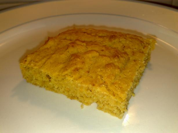 Sweet Potato Corn Bread. Photo by Shuzbud