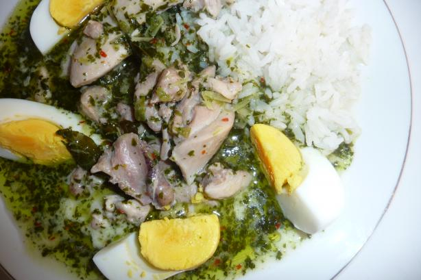 Thai Green Chicken Curry. Photo by Tea Jenny