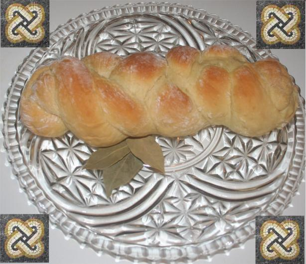 Homemade Braided Sweet Bread. Photo by Wylder
