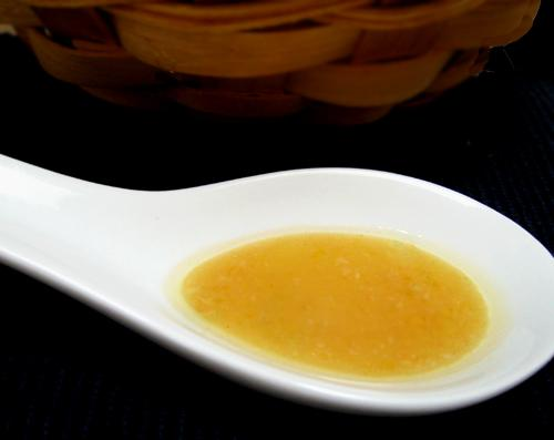 Japanese-Style Miso Salad Dressing. Photo by Caroline Cooks