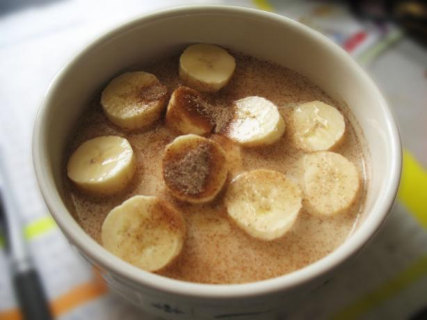 Bananas With Coconut Milk (Gluten Free). Photo by Acadia*