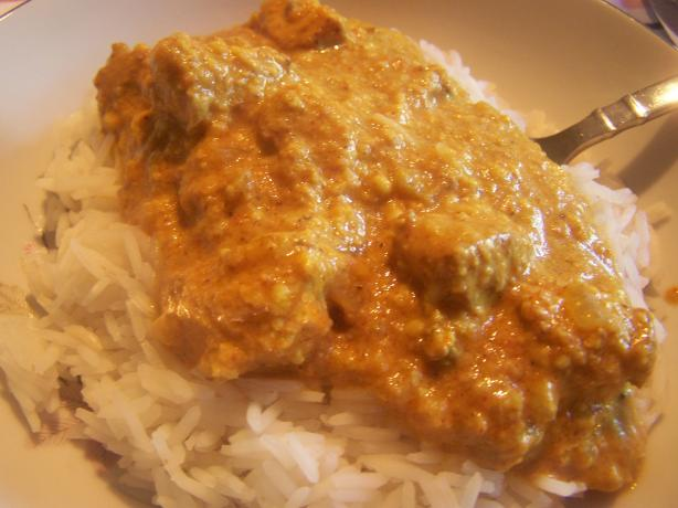 Indian Butter Chicken (Without the Butter). Photo by wicked cook 46