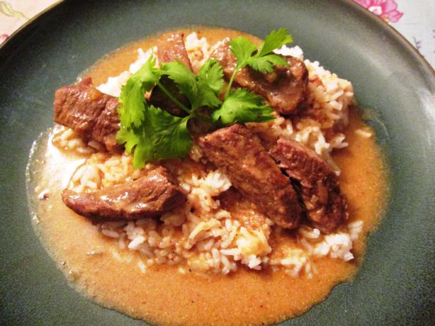 Curried Beef Short Ribs (Slow Cooker). Photo by Nancy's Pantry