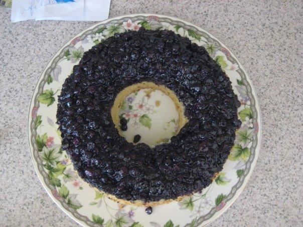 Blueberry Upside-Down Cake. Photo by Violet516