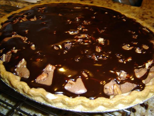 Cream Cheese Fudge Brownie Pie. Photo by Chris from Kansas