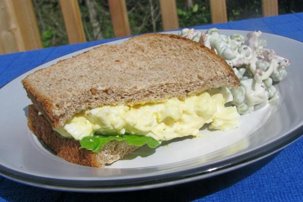 Nif's Eggstremely Easy Egg Salad. Photo by lazyme