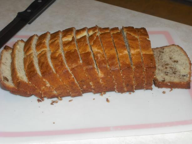 Southern Living's Cream Cheese Banana Bread. Photo by Johnsdeere