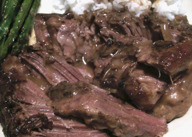 Ginger Ale Roast Beef. Photo by Crafty Lady 13