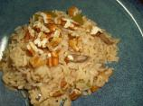 Skillet Pecan Rice